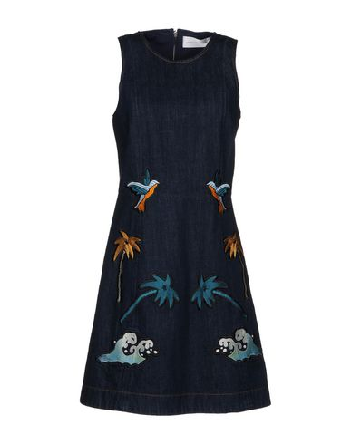 Victoria, Victoria Beckham Denim Dress   Dresses by Victoria, Victoria Beckham