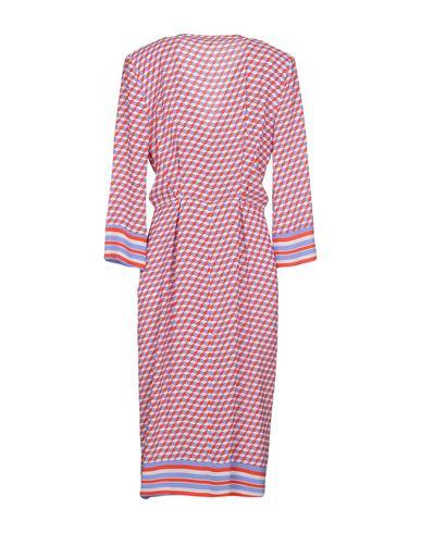 ELISABETTA FRANCHI Knielanges Kleid Limitierte Auflage Online-Verkauf Spielraum Store Qualität Rabatt Verkauf Online DcxBIX