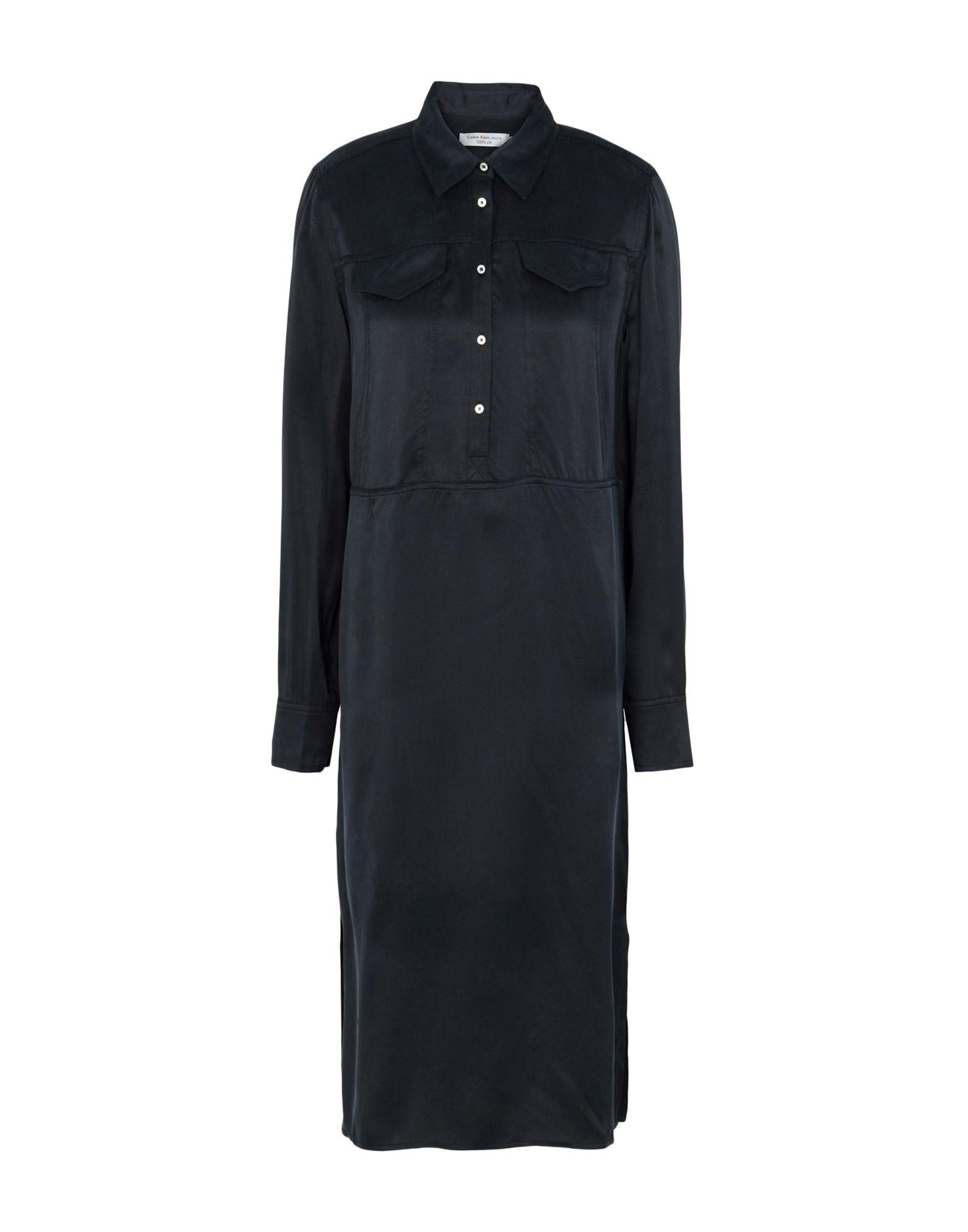 Vestito Al Ginocchio Calvin Klein Jeans Donna - Acquista online su kNAFiAA