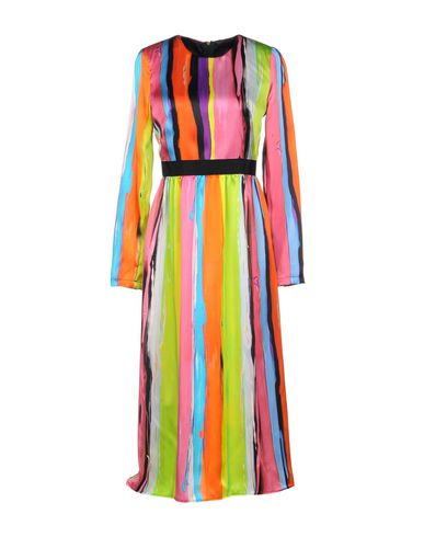 MARCO BOLOGNA Midi-Kleid Rabatt Echt Spielraum Breite Palette Von DY8ap1Q2