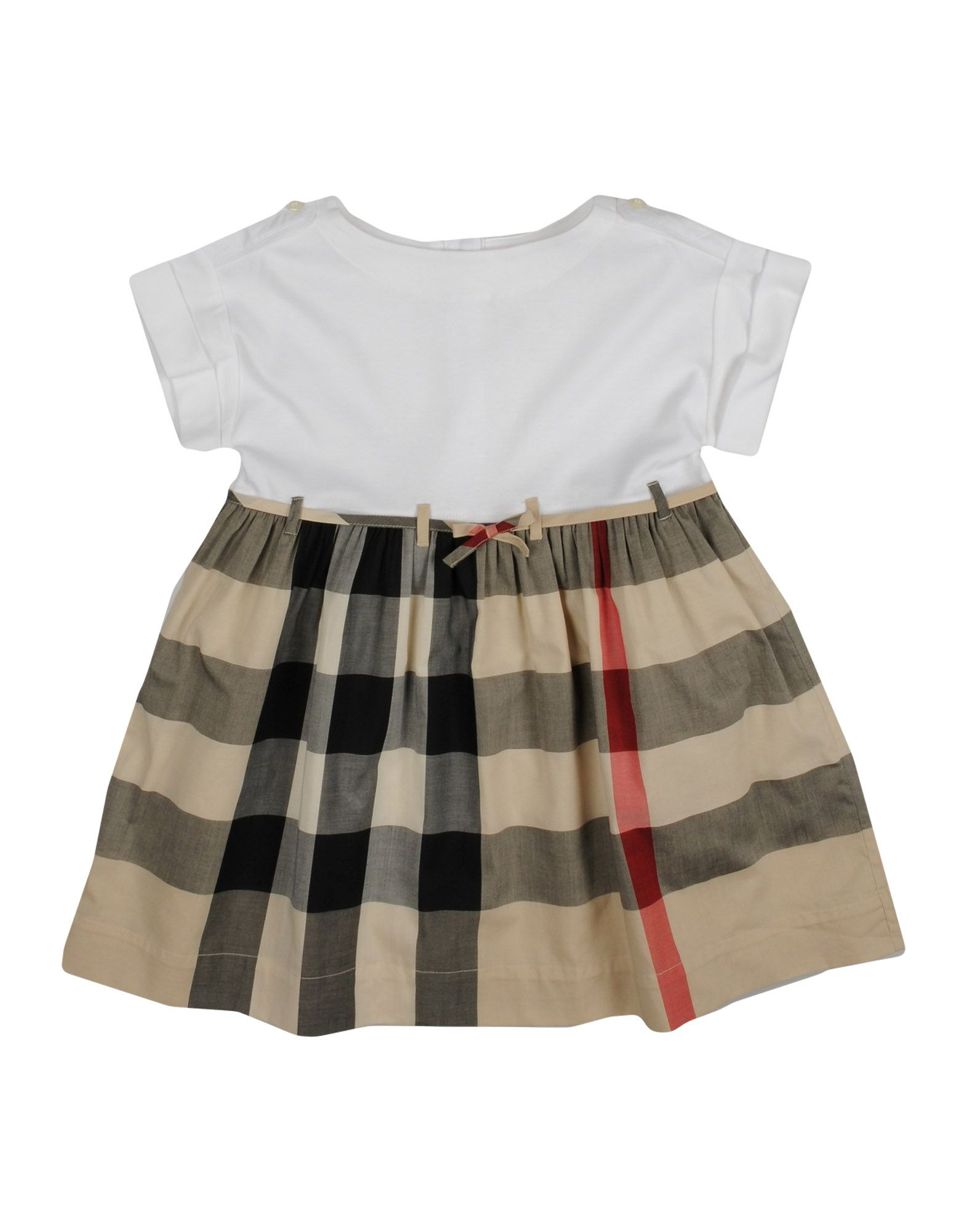Burberry Dress Girl 3 8 years online on YOOX United States