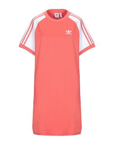 06f20c6e88e Robe Courte Adidas Originals Raglan Dress - Femme - Robes Courtes ...