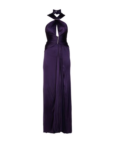 lagre billig pris Versace Lang Kjole utløp god selger WKWST