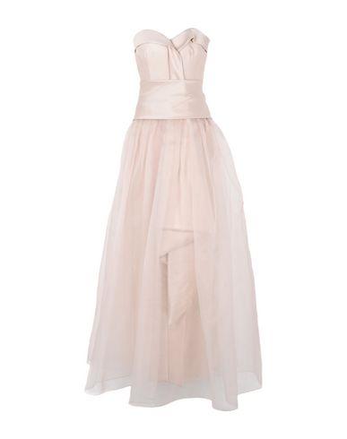 IO COUTURE Langes Kleid Niedrigster Verkaufspreis Online GBnfA