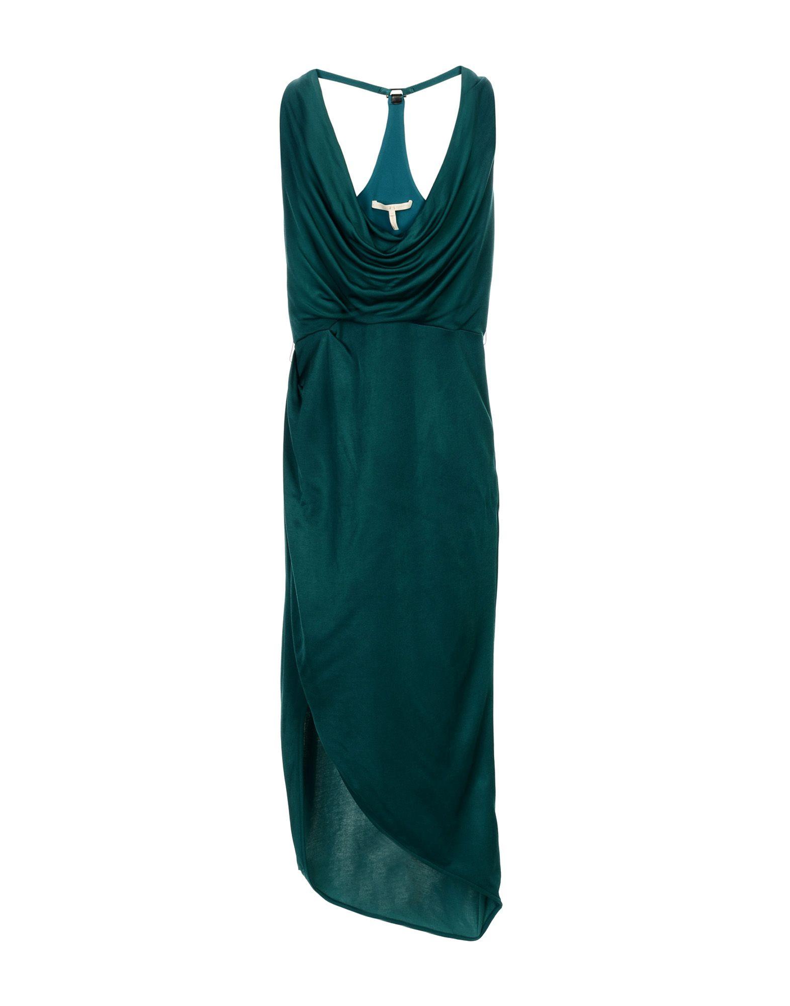 Vestito Longuette Halston Heritage Donna - Acquista online su E2DNVY
