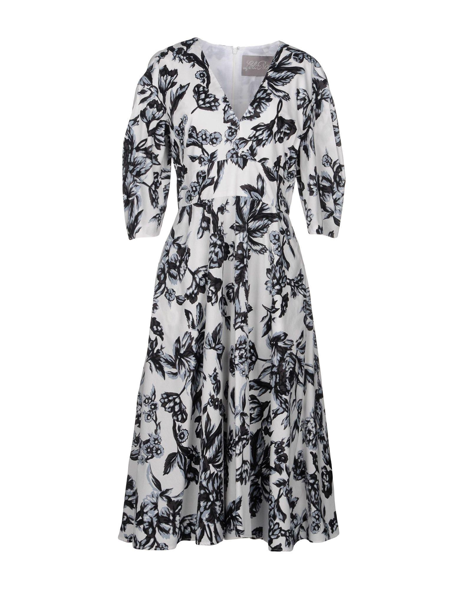 Vestito Longuette Lela Rose Donna - Acquista online su MlB3gwt