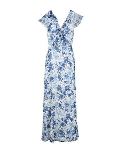 Floral Wrap Femme Lauren De Robe Ralph Silk Polo Dress Cérémonie wnq0p4UpX