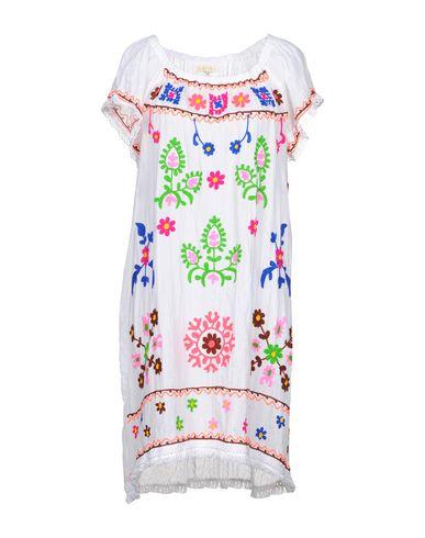 RUBY YAYA Kurzes Kleid Rabatt modisch Bilder TucSfx
