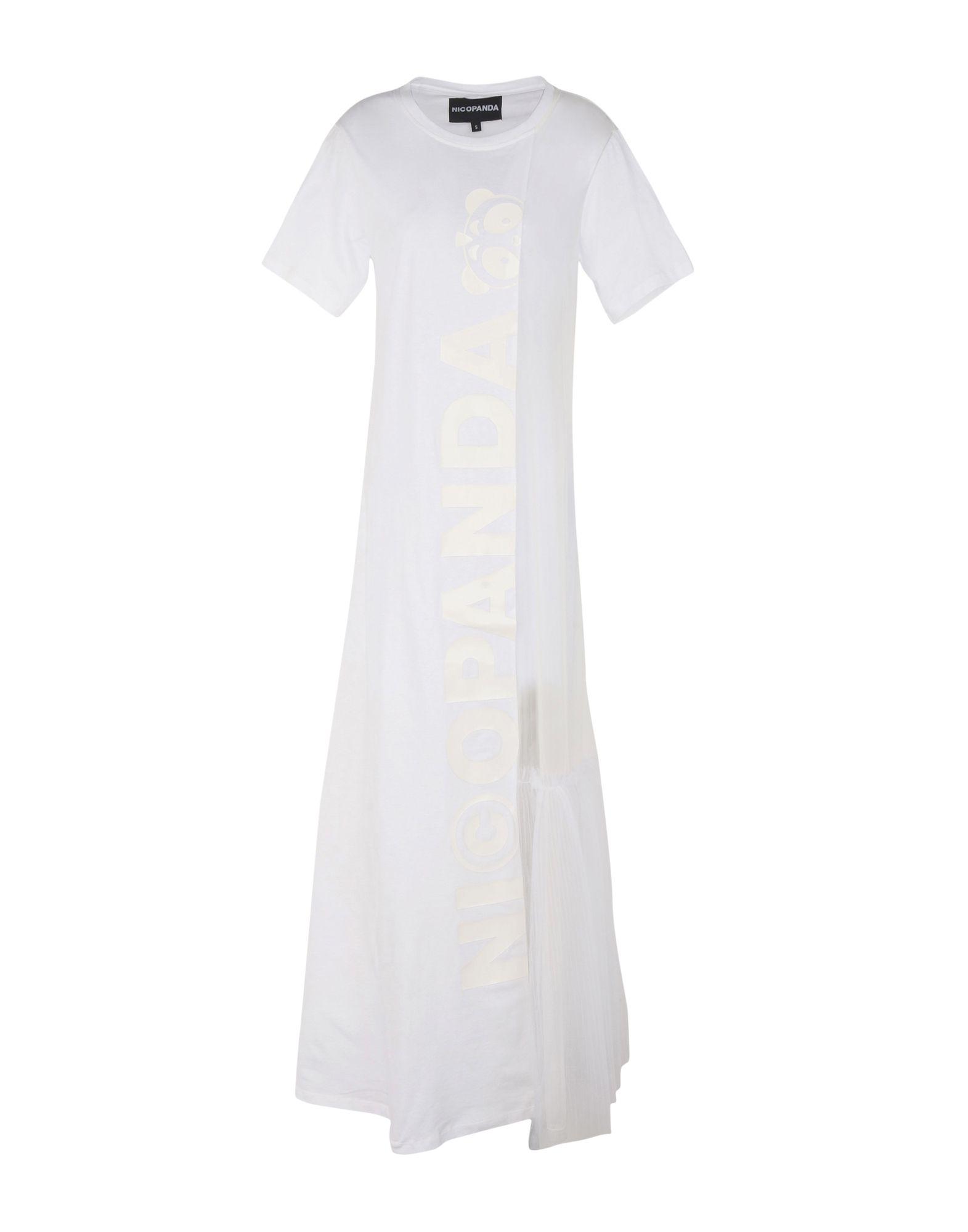 Vestito Lungo Nicopanda Donna - Acquista online su FxjhAI4j
