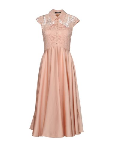 DRESSES - 3/4 length dresses ISABEL GARCIA Buy Cheap Discounts tjypU