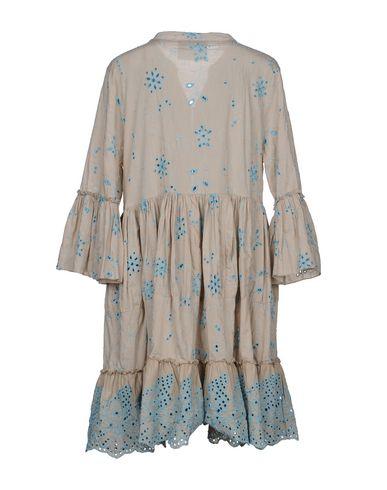 JANIS Kurzes Kleid Kaufen Sie billige Wahl Kostenloser Versand Shop Angebot Neu Billig Online aJolf