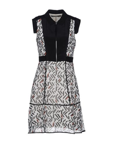Günstig Kaufen Outlet-Store Billig Exklusiv KARL LAGERFELD Kurzes Kleid Freies Verschiffen Footlocker Billig Beste Preise qgjN7zBfgV