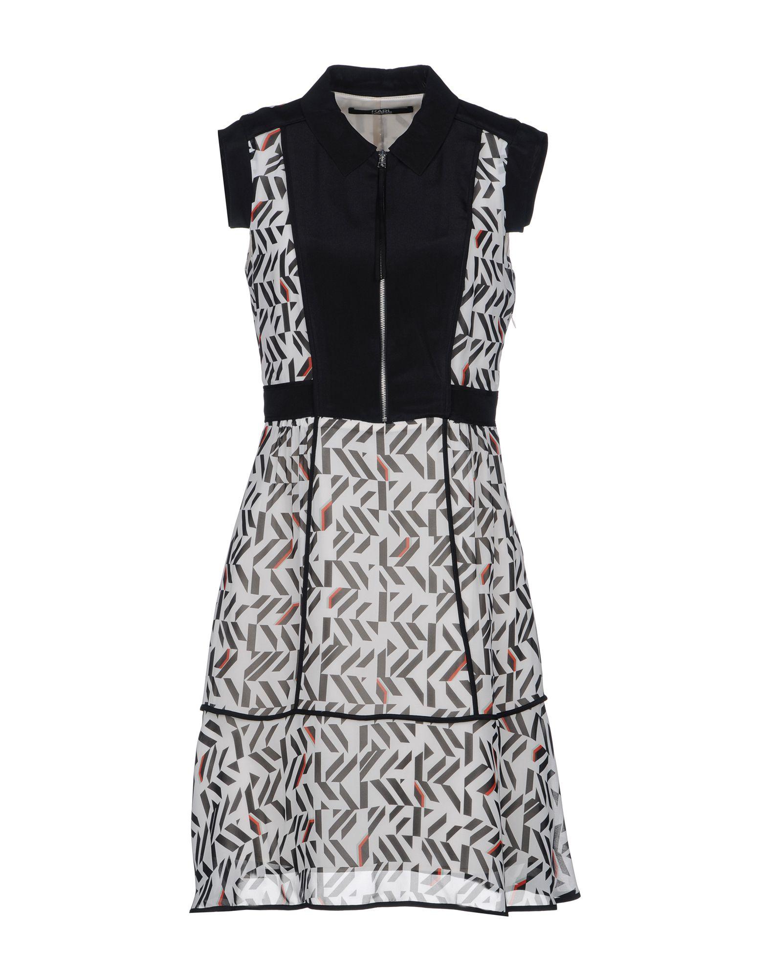 Vestito Corto Karl Lagerfeld Donna - Acquista online su y87L9vUE5