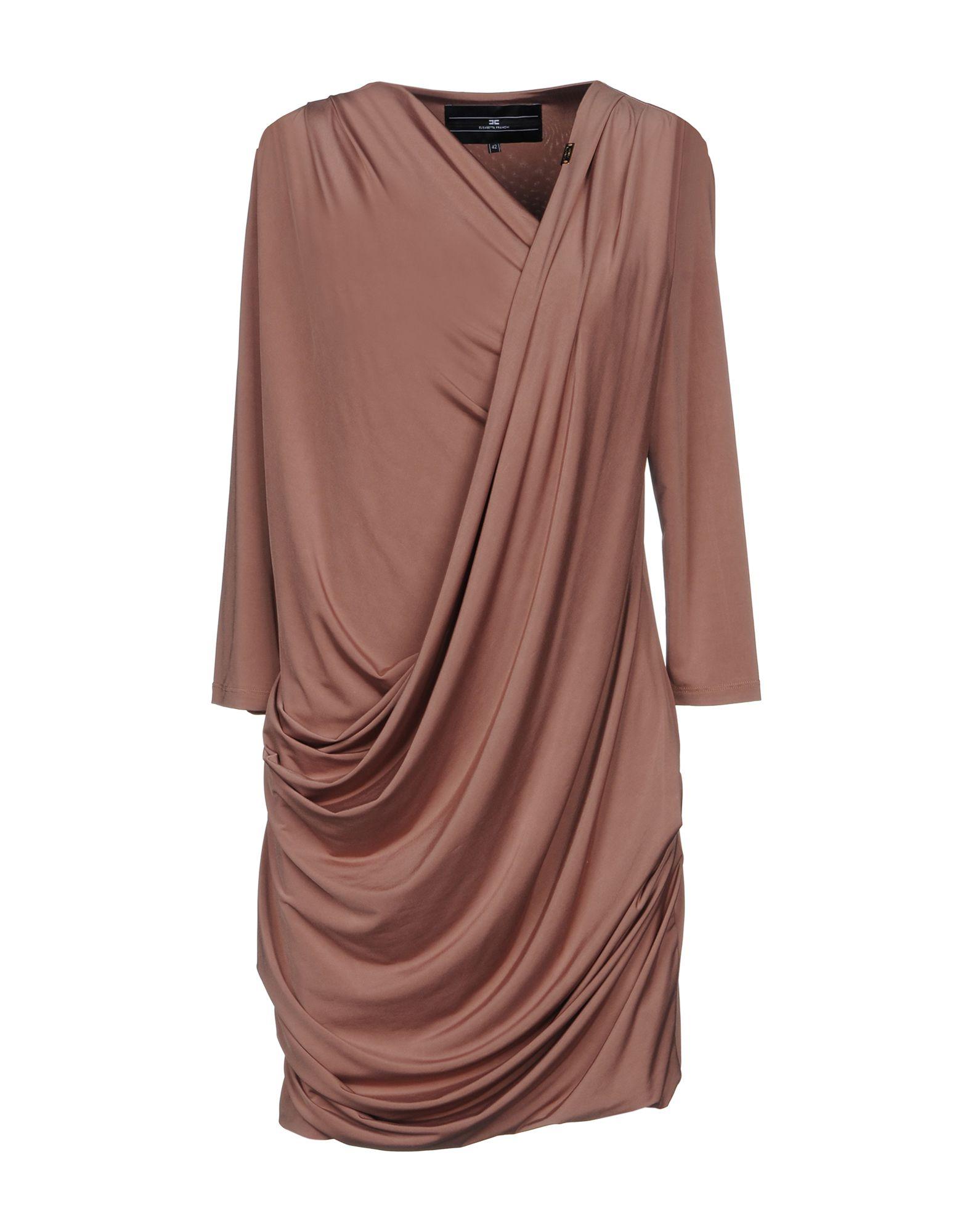 Vestito Corto Elisabetta Franchi 24 Ore Donna - Acquista online su