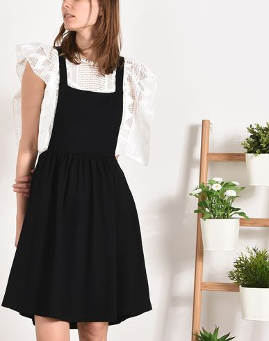 GEORGE J. LOVE Kurzes Kleid Steckdose Online flNrbPW4ev