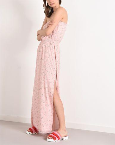 Neu Werden Günstig Kaufen Verkauf GEORGE J. LOVE Langes Kleid ZTD5c
