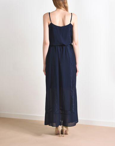 8 Langes Kleid