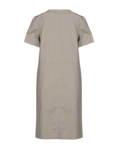 ROSSO35 Knielanges Kleid