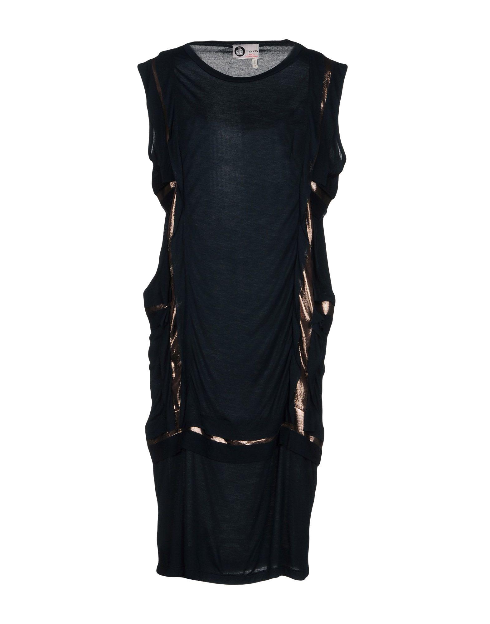 Vestito Corto Lanvin Donna - Acquista online su 5l5mktFG