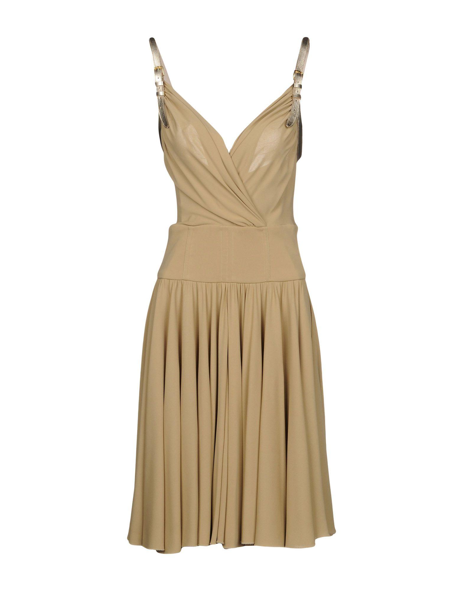 Vestito Al Ginocchio Dolce & Gabbana Donna - Acquista online su 9dq1YqgNc