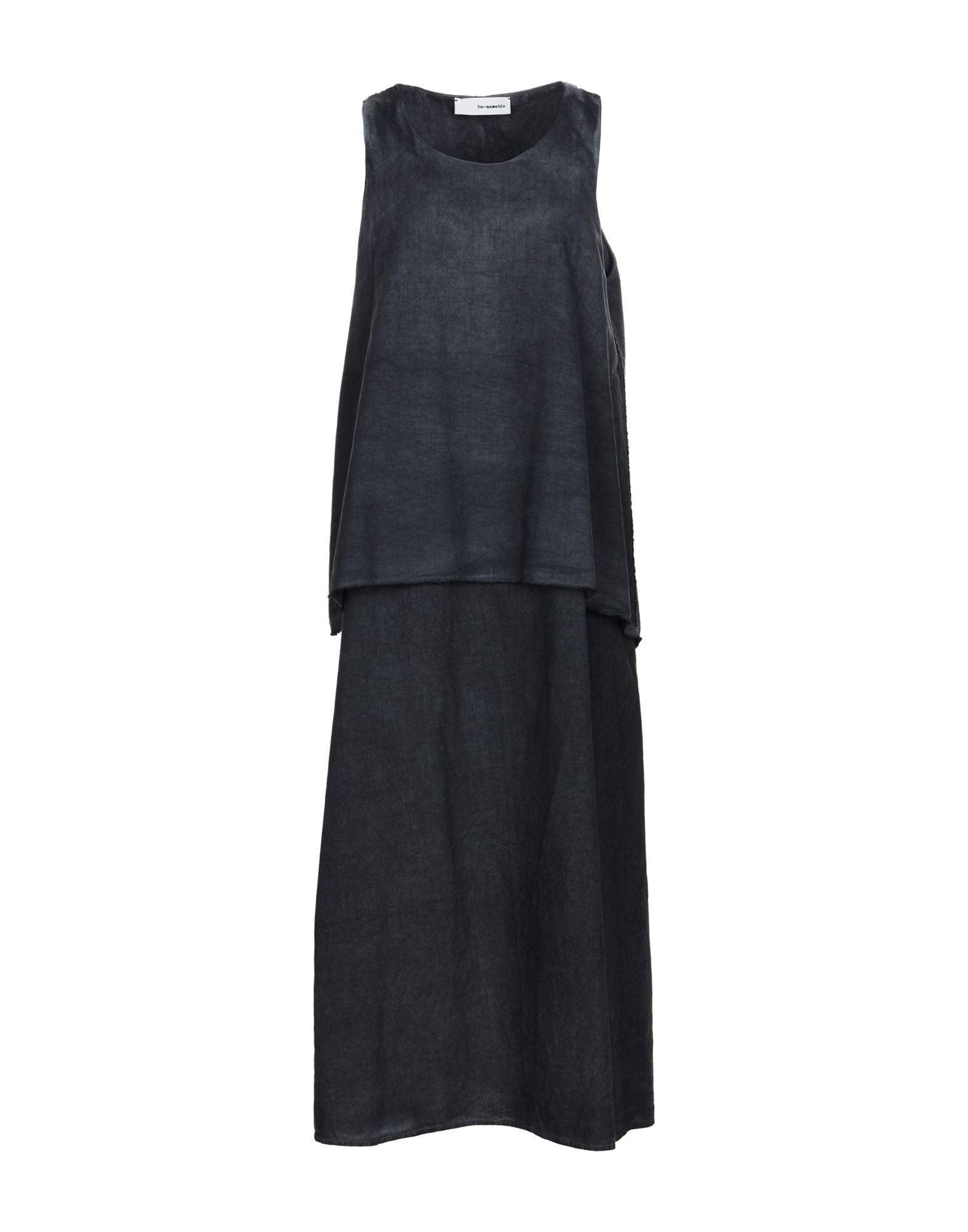Vestito Lungo Un-Namable Donna - Acquista online su ef6sl