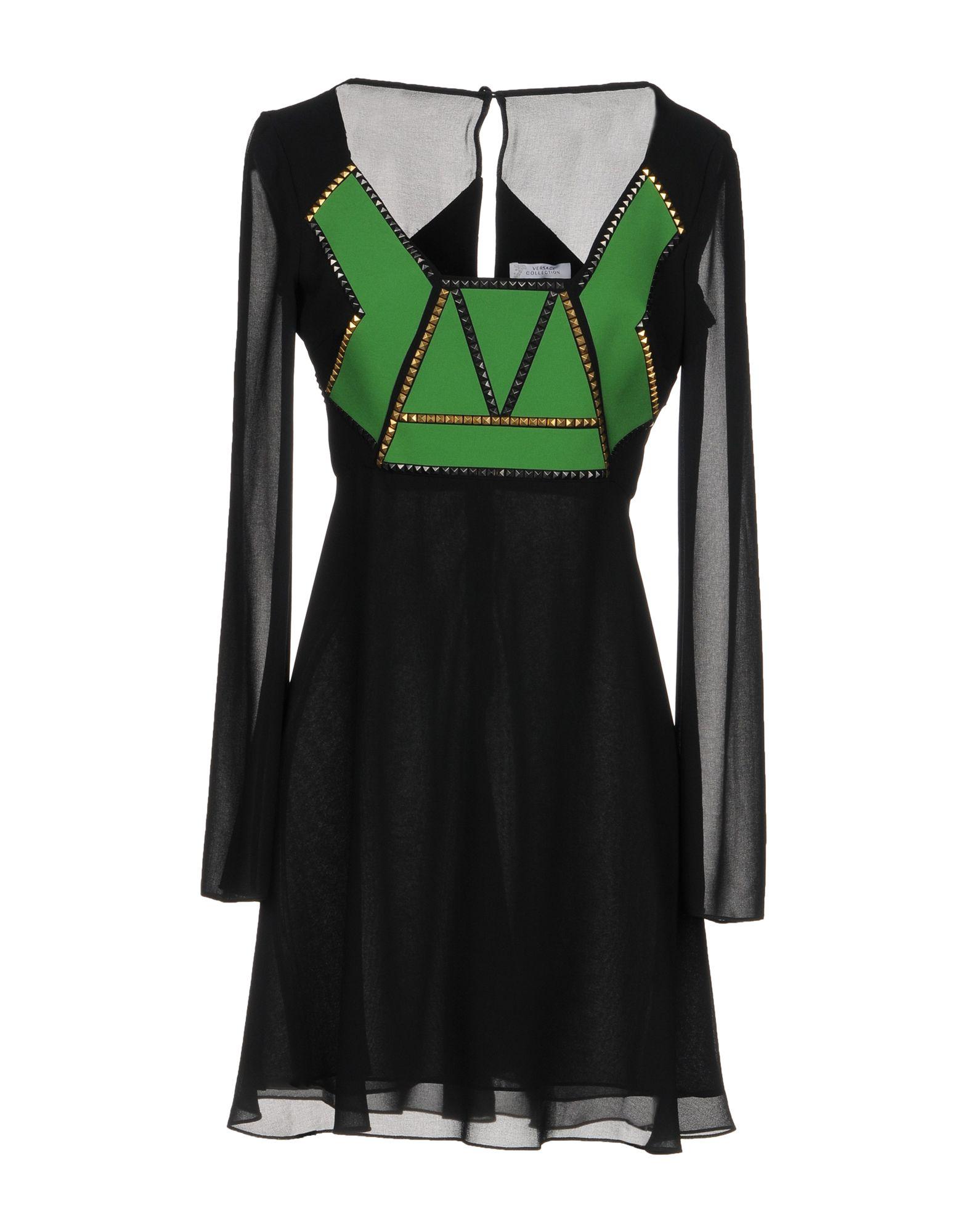 Vestito Vestito Corto Versace Collection donna - 34832376BF  Online-Shop