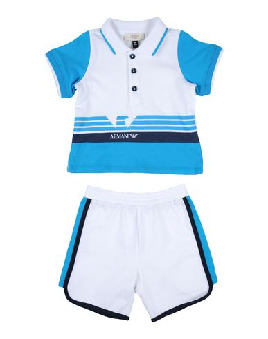 d9e8e76fc1d Armani Junior Casual Outfits Boy 0-24 months online on YOOX Portugal