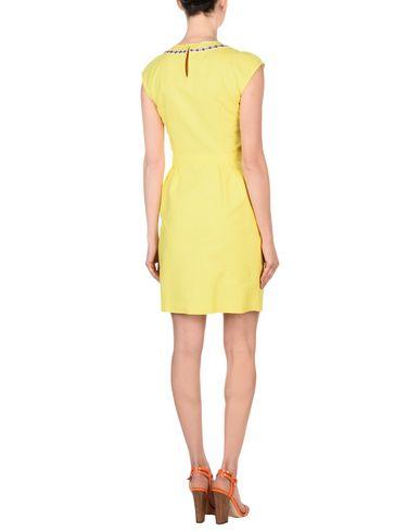Billig Verkauf Original Outlet Offizielle Seite MOSCHINO Kurzes Kleid Discount Nikekicks 6RHg3X4