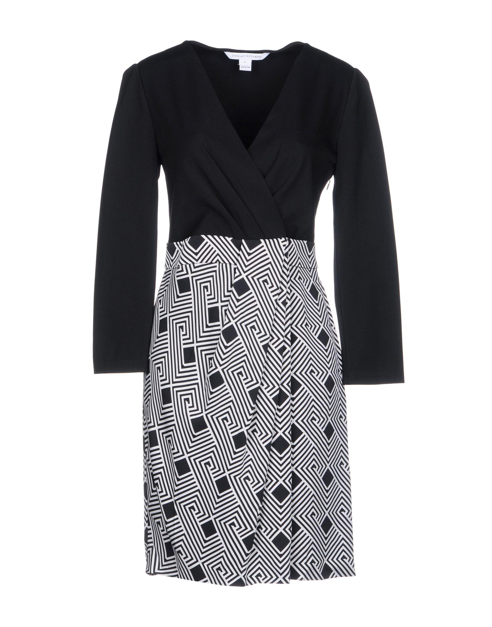 Vestito Corto Diane Von Furstenberg Donna - Acquista online su WWC7Dc