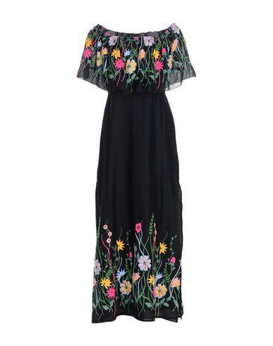 7736c5d81bd8 Black Coral Long Dress - Women Black Coral Long Dresses online on ...