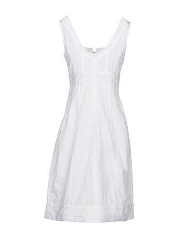 JEANS LES COPAINS Knielanges Kleid Beliebt Zu Verkaufen 70u76pzYFK