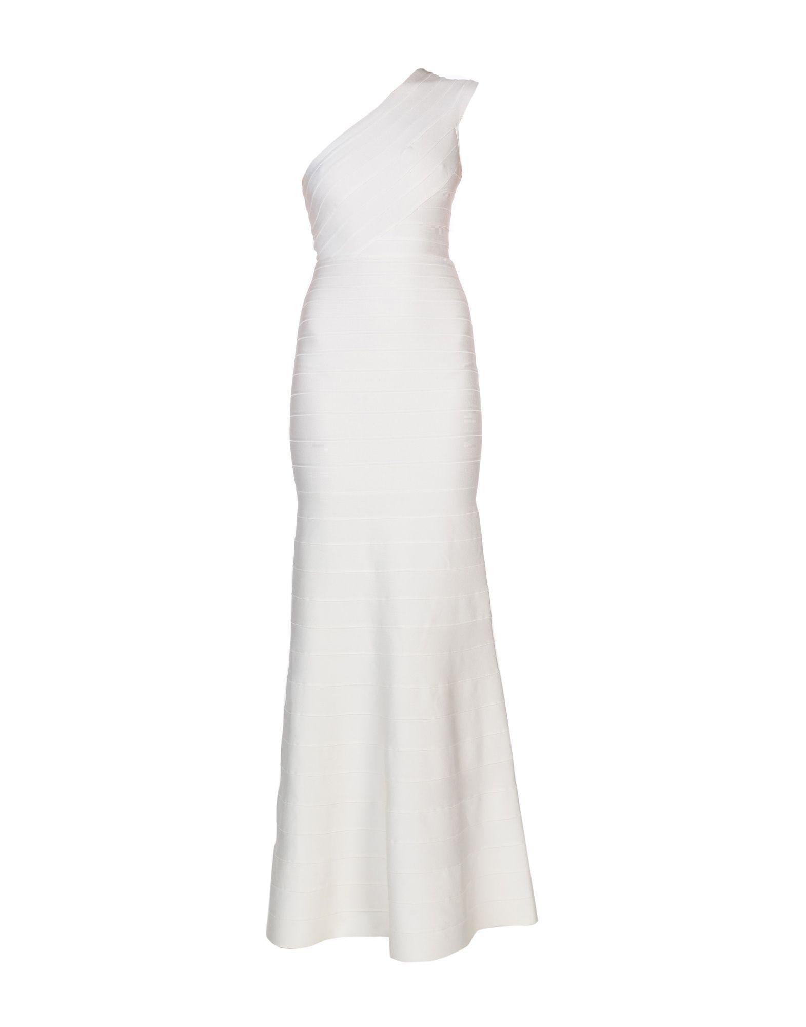 Vestito Lungo Hervé Léger Donna - Acquista online su