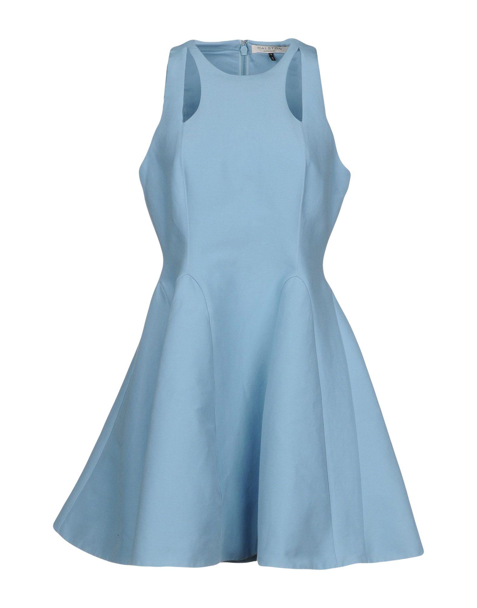 Vestito Corto Corto Halston Heritage donna - 34833810RM  neuer Stil