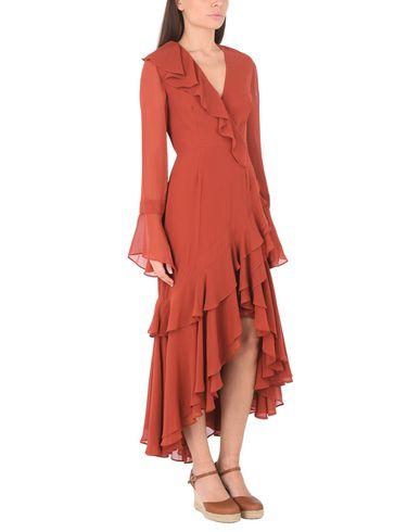 C/MEO COLLECTIVE Allude Ls Dress Vestido largo
