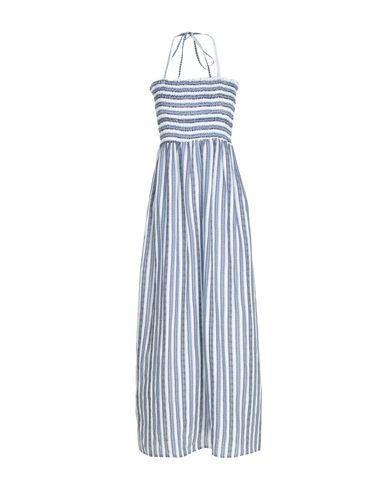 DRESSES - Long dresses La Fabbrica del Lino BplqOL31VI