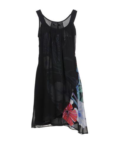 Günstig Kosten DESIGUAL Kurzes Kleid Austrittsstellen Zum Verkauf XNrvDh