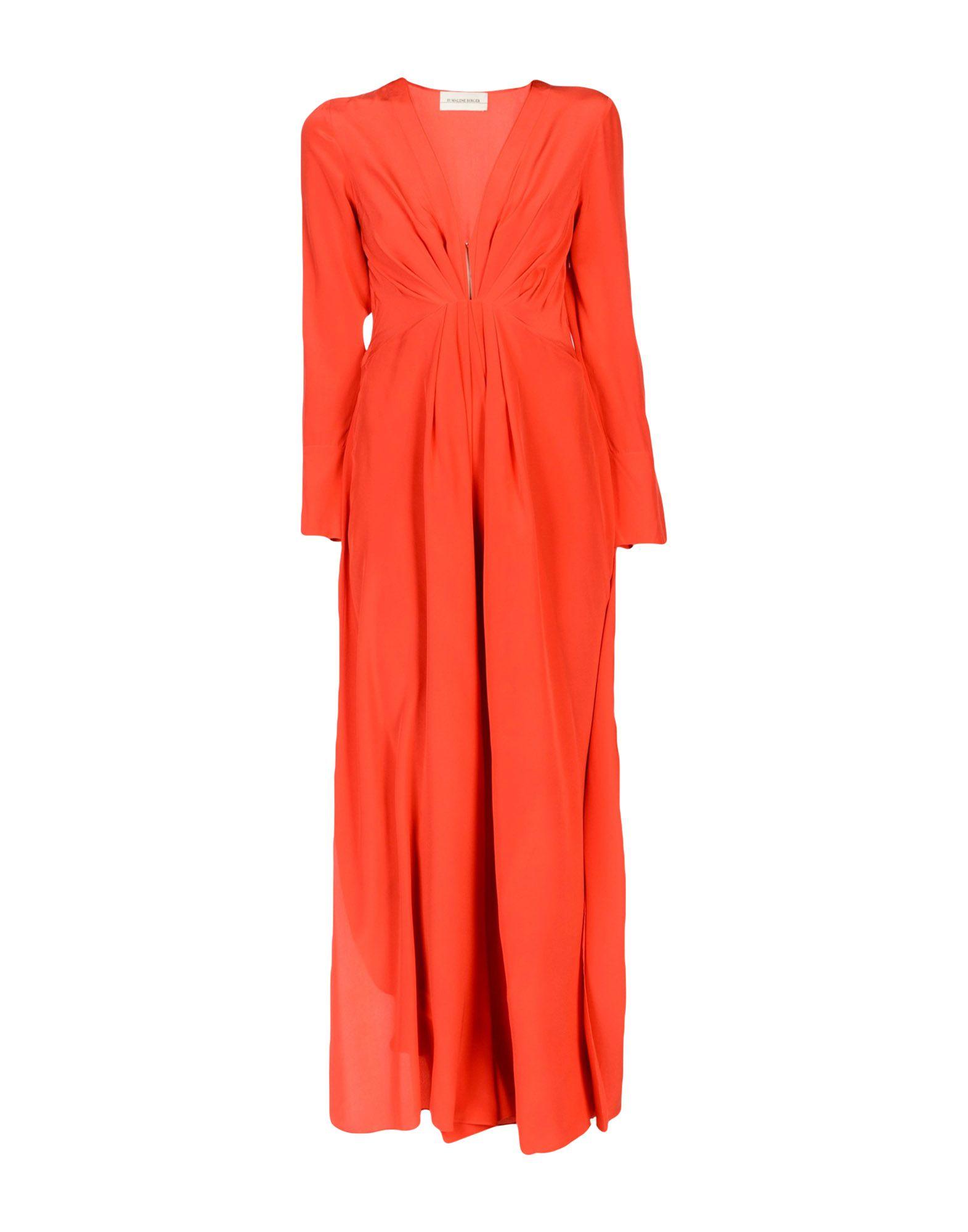 c8787aeccada By Malene Birger Long Dress - Women By Malene Birger Long Dresses ...