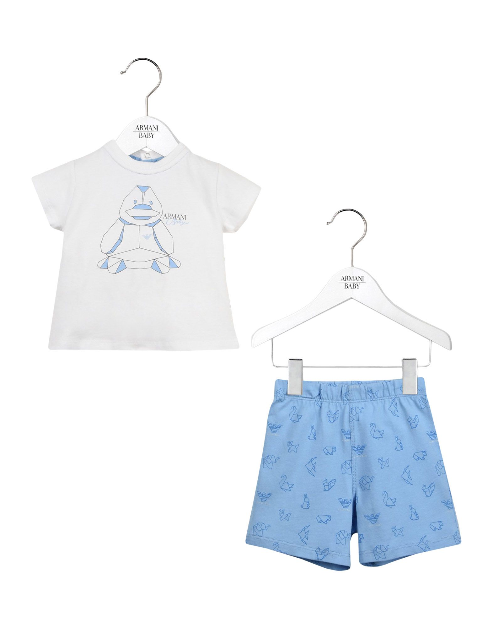 Armani Junior clothing for baby boy & toddler 0 24 months