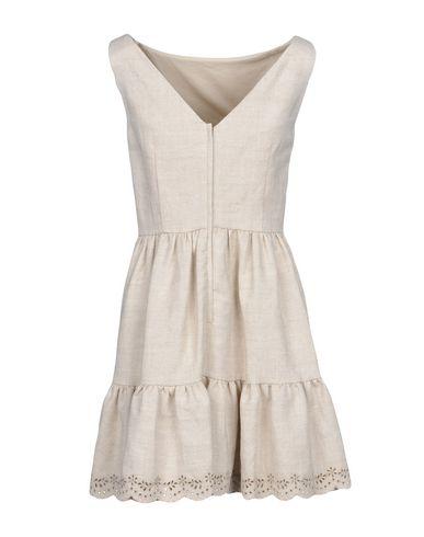 Günstig Kaufen Rabatt Beste Preise Im Netz REDValentino Kurzes Kleid Verkauf Gut Verkaufen 34PUv94