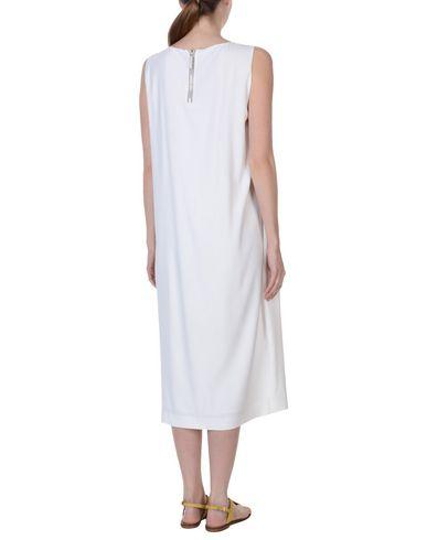 FABIANA FILIPPI Midi-Kleid Niedriger Versand Kostenloser Versand Authentisch 0Dhk9tCA