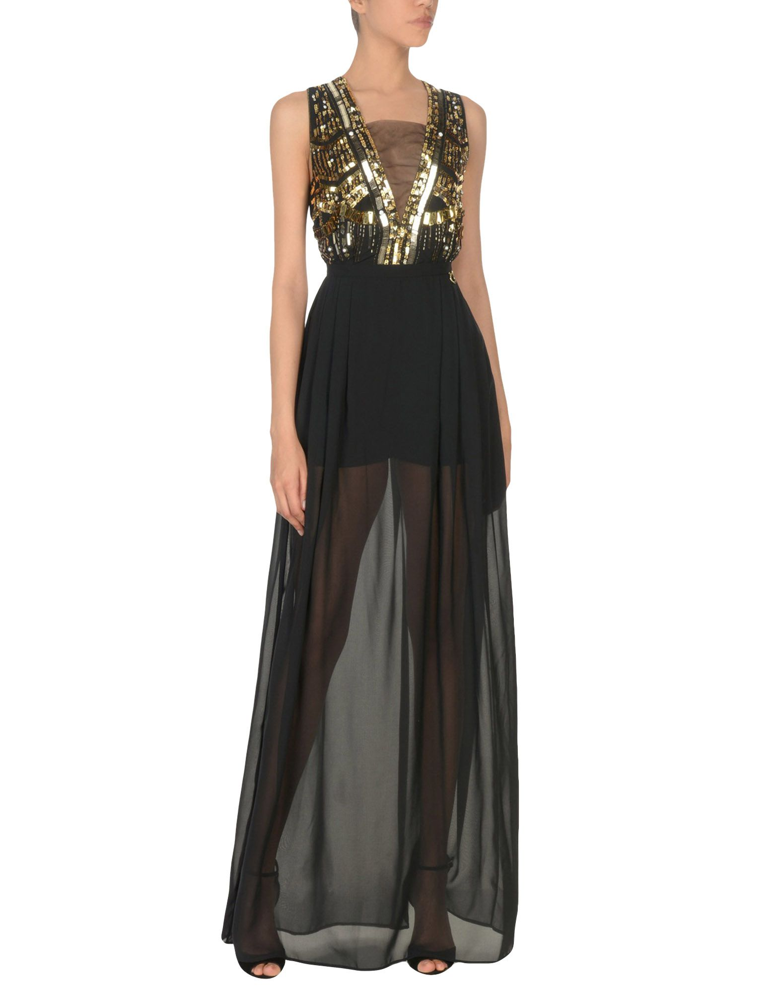 Vestito Lungo Mangano Donna - Acquista online su NLGYTmGz