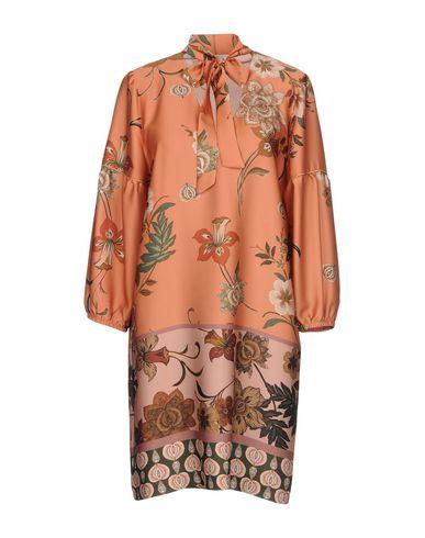 BIANCOGHIACCIOミニワンピース・ドレス