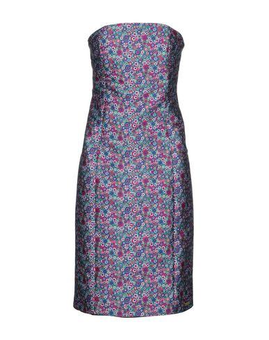 ALESSANDRO DELL'ACQUA Short Dress in Fuchsia