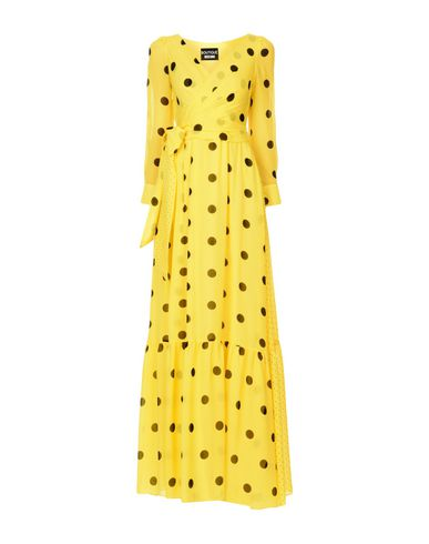Günstig Kaufen BOUTIQUE MOSCHINO Langes Kleid Auslass Erstaunlicher Preis Neueste Online Günstig Kaufen Visum Zahlung F6tM1aELQ0