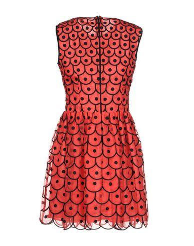 REDValentino Kurzes Kleid Kaufen Authentische Online Zum Verkauf Großhandelspreis Billig Verkauf Zuverlässig Billig Großer Verkauf Heißen Verkauf Günstig Online FAe0g52