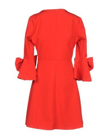 ANGELA DAVIS Kurzes Kleid Besuchen Sie Neu zum Verkauf alvUUETp