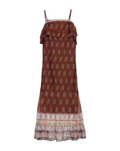 VICOLO Langes Kleid Verkauf 2018 Shop Günstigen Preis yEftMgBS3