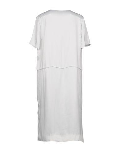 IRIS & INK Knielanges Kleid Neueste Online-Verkauf Rabatt Sehr Billig Niedriger Versand Günstiger Preis rp4nnYj