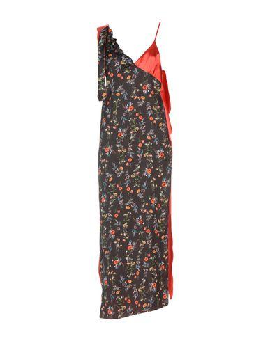 AKEP七分丈ワンピース・ドレス