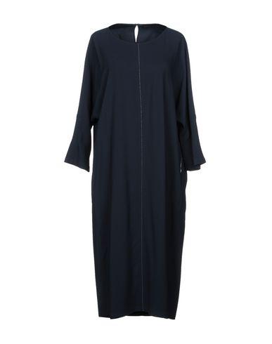 FABIANA FILIPPI Knielanges Kleid Neue Ankunft Günstiger Preis Schnelle Lieferung Verkauf Online 7zA4jW